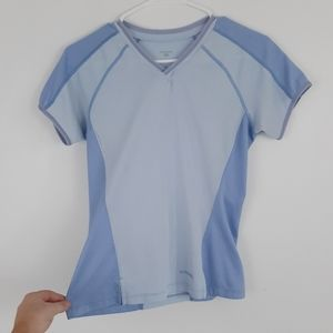 Patagonia short sleeve athletic top